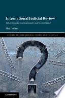 International Judicial Review