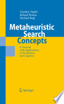 Metaheuristic Search Concepts