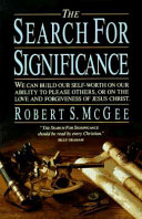 The Search for Significance Book
