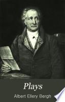 Plays  Goethe  J  W  von Faust  Sheridan  R  B  The rivals  Schiller  F  von Mary Stuart  Ibsen  H  A doll s house  Sardou  V  Les pattes de mouche