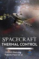 Spacecraft Thermal Control Book PDF