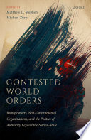Contested World Orders Book PDF
