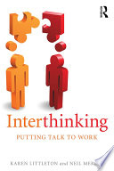 Interthinking  Putting talk to work