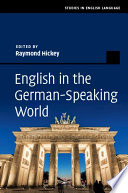 English in the German speaking World