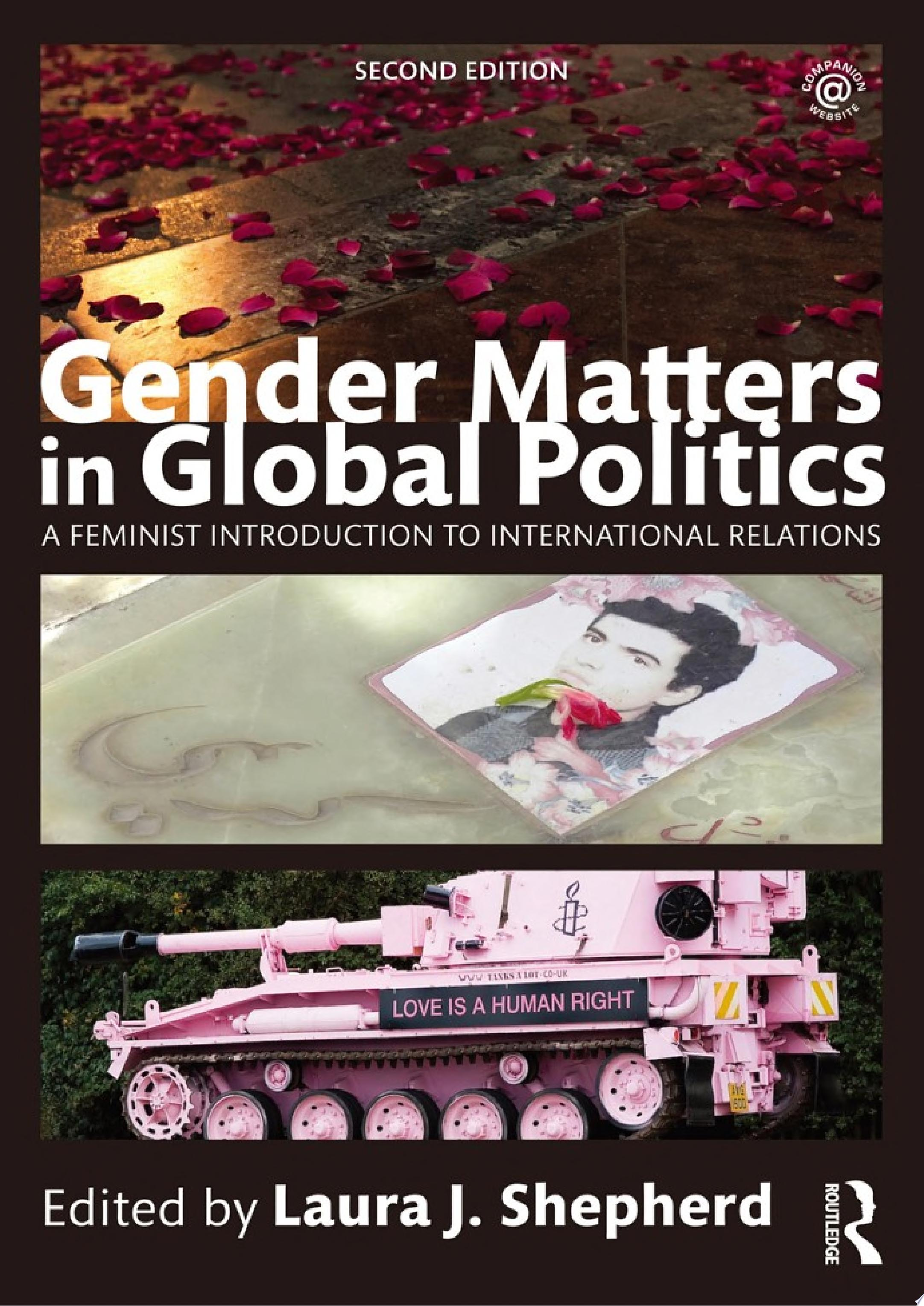 Gender Matters in Global Politics