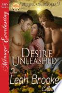 Desire Unleashed  Desire  Oklahoma 9  Book