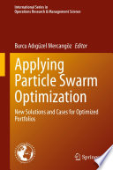 Applying Particle Swarm Optimization