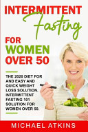 Intermittent Fasting for Women Over 50 Book PDF