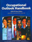 Occupational Outlook Handbook 2008 2009