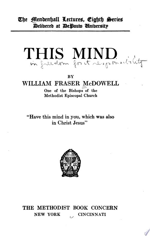 This Mind,