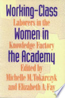 Working Class Women In The Academy