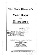 The Black Diamond s Year Book and Directory