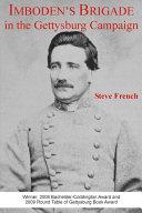 Imboden s Brigade in the Gettysburg Campaign