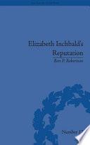 Elizabeth Inchbald's Reputation