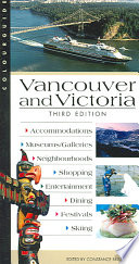 Vancouver, Victoria and Whistler Colourguide