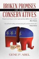 Broken Promises of the Conservatives Pdf/ePub eBook