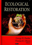 Ecological Restoration Book PDF