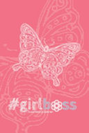 #girlboss Business Planner (Coral)