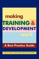 Making Training   Development Work