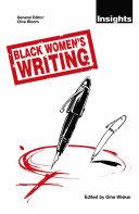 Black Women   s Writing