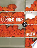 Introduction To Corrections Book