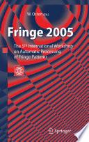 Fringe 2005 Book PDF