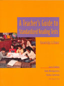 A Teacher S Guide To Standardized Reading Tests