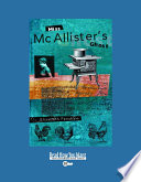 Miss Mc Allister's Ghost (EasyRead Super Large 20pt Edition)