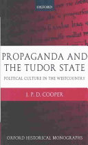 Propaganda and the Tudor State
