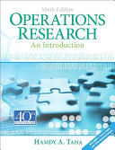 Cover of Operations Research