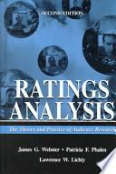 Ratings Analysis