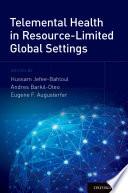 Telemental Health in Resource Limited Global Settings Book