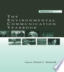 The Environmental Communication Yearbook Pdf/ePub eBook