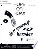 Hope Or Hoax