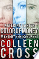 Katerina Carter Color Of Money Cozy Mystery Book Boxed Set