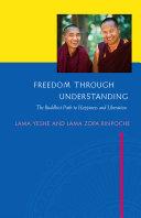 Freedom Through Understanding [Pdf/ePub] eBook