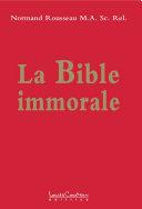 La Bible immorale