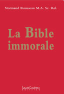 Pdf La Bible immorale Telecharger