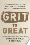 Grit To Great PDF
