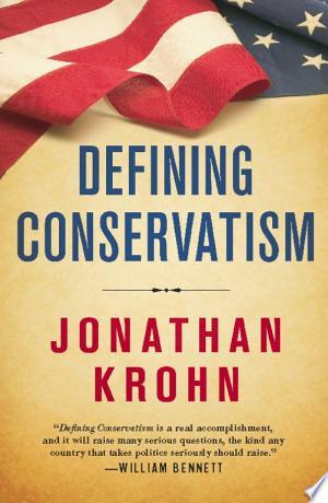 Defining Conservatism banner backdrop