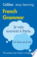 Easy Learning French Grammar  Collins Easy Learning French  Book