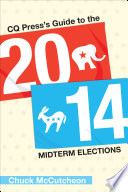 CQ Press's Guide to the 2014 Midterm Elections