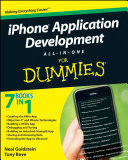 iPhone Application Development All In One For Dummies