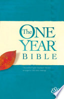 Esv One Year Bible Softcover