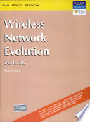 Wireless Network Evolution  2G to 3G Book