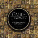 Game of Thrones  The Noble Houses of Westeros Book