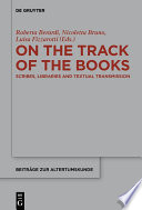 On the Track of the Books