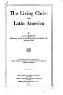 The Living Christ for Latin America