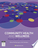 Community Health and Wellness Book PDF