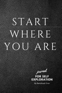 Start Where You Are Black and White Book PDF